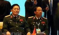 Vietnamese Defense Minister mentions East Sea in ASEAN meeting