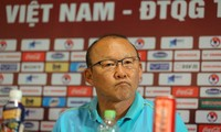 Park Hang-seo dissatisfied with referee's decision