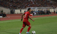 Vietnam to lose Trong Hoang for World Cup Qualifier match against Malaysia