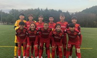 Vietnam women football team's roster announced for SEA Games