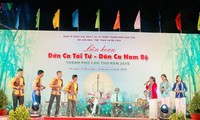 Don Ca Tai Tu Festival wraps up in Can Tho city