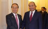 Prime Minister receives President of RoK-Vietnam Friendship Association
