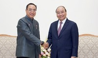 PM calls for further trade, investment cooperation with Thailand
