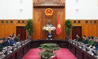 Prime Minister underscores Vietnam's policy of peace, self-defense