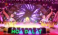 Da Lat Flower Festival concludes amid fanfare on Christmas Eve