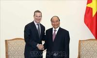 PM receives CEO of US International Development Finance Corporation