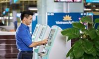 Vietnam Airlines deploys self-service kiosks