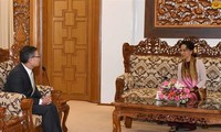 Myanmar State Counsellor highlights importance of ties with Vietnam