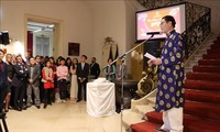 Embassy hosts Lunar New Year reception for Vietnamese expats