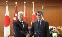 Vietnam, Japan hold defense consultation