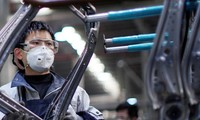 Resumption of production in China hampered by global lockdowns