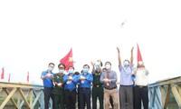 """I love my homeland"" journey begins in Quang Tri"