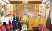 Deputy PM extends congratulations on Buddha's birthday