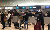 Authorities repatriate Vietnamese  citizens  from the US, France amid pandemic