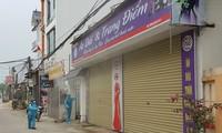 Hanoi lifts lockdown on Ha Loi village