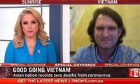 Australian TV lauds Vietnam's fight against coronavirus
