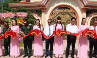 President Ho Chi Minh Memorial Site inaugurated in Can Tho