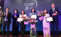 Three Vietnamese named among 100 most outstanding researchers of 2020