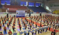 National Yoga Festival involves 2,000 practitioners