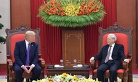 Vietnamese leaders send congratulation on US Independence Day