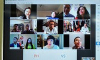 Online conference on connecting overseas Vietnamese in fighting Covid-19