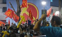 Ruling People's Action Party wins Singapore's general election