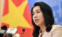 Vietnam welcomes countries' East Sea stance in line with international law