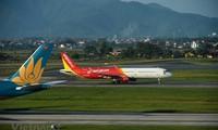 Van Don-Da Nang flight resumes