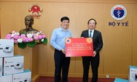 Vingroup donates 3,200 ventilators to Ministry of Health