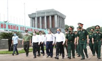 Ho Chi Minh Mausoleum to reopen from August 15
