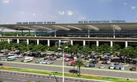 Noi Bai International Airport planned to serve 100 million passengers by 2050