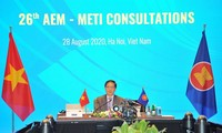 ASEAN, Japanese Economic Ministers seek to boost economic recovery