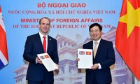 Vietnam, UK agree to a 10-year vision for bilateral Strategic Partnership