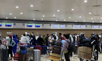 240 Vietnamese citizens repatriated from the Philippines