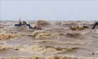 Prime Minister praises rescue team for saving lives in rough sea