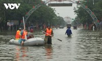 Foreign leaders sympathize with Vietnam over losses caused by floods