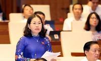 National Assembly deputies propose socio-economic development solutions