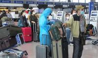 Vietnamese citizens repatriated from Japan, Macau