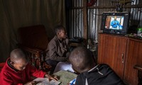 Two thirds of world's school-age children have no internet access at home