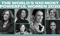 Forbes lists the world's 100 most powerful women 2020