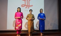 Traditional Ao dai preserved and promoted today