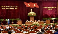 Party Central Committee's 14th session closes