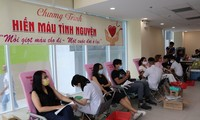 1.4 million blood units donated in 2020