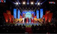 "Art exchange program ""Vietnam aspiration"" confirms trust in the Party"