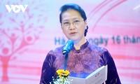 NA Chairwoman calls the public to spread love for disadvantaged compatriots