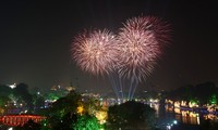 Hanoi cancels 29 fireworks displays on Lunar New Year's Eve