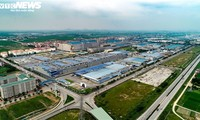Bac Ninh welcomes investors to industrial parks