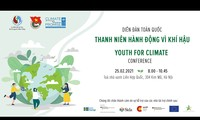 Vietnam Youth Forum for climate