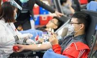 Vietnam's biggest blood donation campaign begins