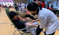 Every drop of blood to give is to save a life, says a blood donor